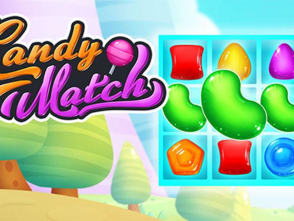 Bild zu Denken-Spiel Candy Match
