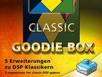 Vorschaubild zu Spiel Deutscher Spielepreis Classic Goodie-Box