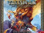 Vorschaubild zu Spiel Talisman: Die Drachen - Erweiterung - 4. Edition