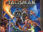 Vorschaubild zu Spiel Talisman: Die Katakomben - Erweiterung - 4. Edition