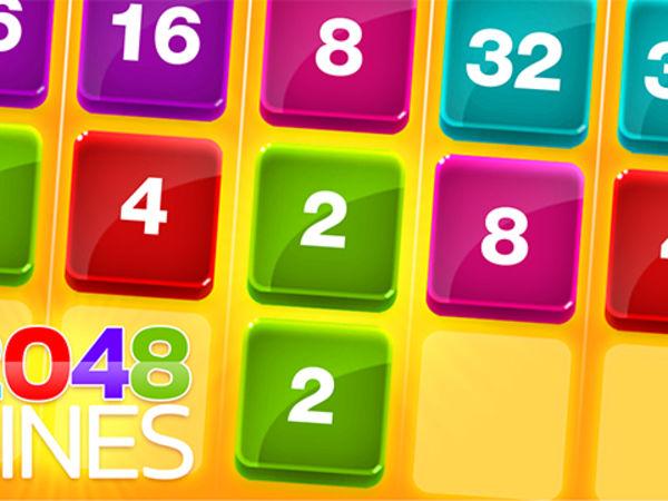 Bild zu Denken-Spiel 2048 Lines
