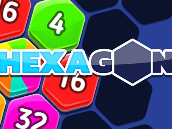 Bild zu Denken-Spiel Hexagon