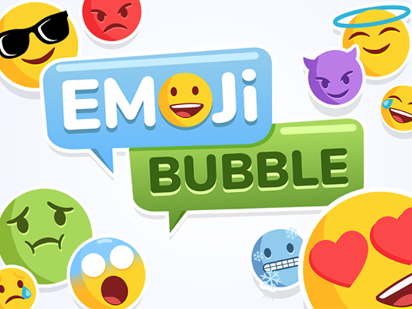 Bild zu Geschick-Spiel Emoji Bubble