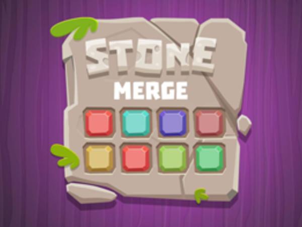 Bild zu Denken-Spiel Stone Merge