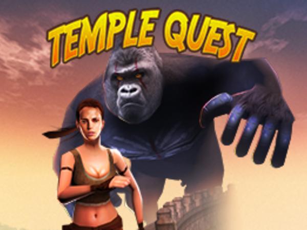 Bild zu Geschick-Spiel Temple Quest