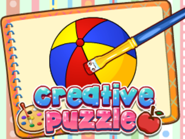Bild zu Kinder-Spiel Creative Puzzle