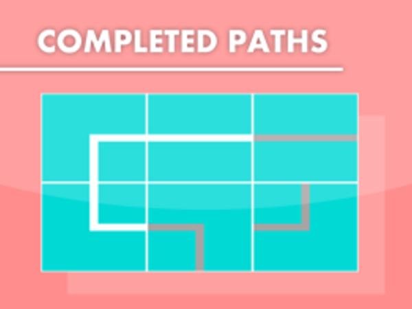 Bild zu Top-Spiel Complete Paths