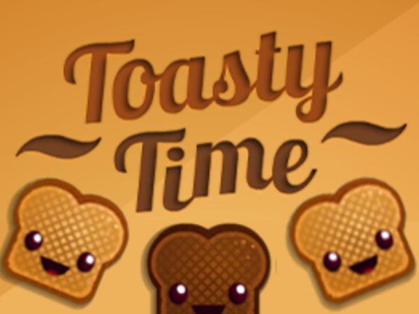 Bild zu Geschick-Spiel Toasty Time