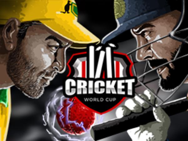Bild zu Sport-Spiel Cricket World Cup