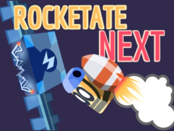 Bild zu Top-Spiel Rocketate Next