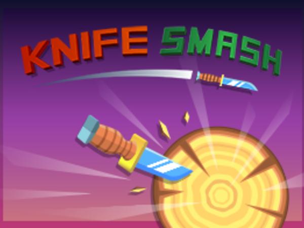 Bild zu Geschick-Spiel Knife Smash