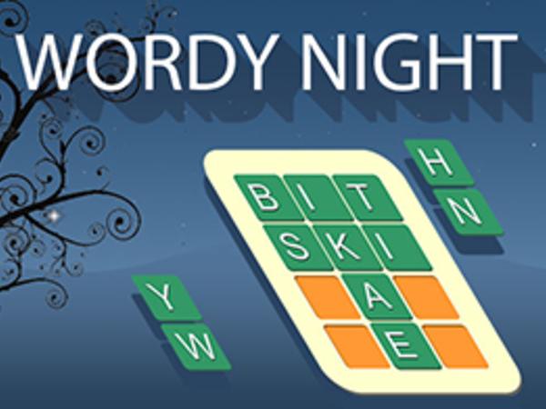 Bild zu Denken-Spiel Wordy night