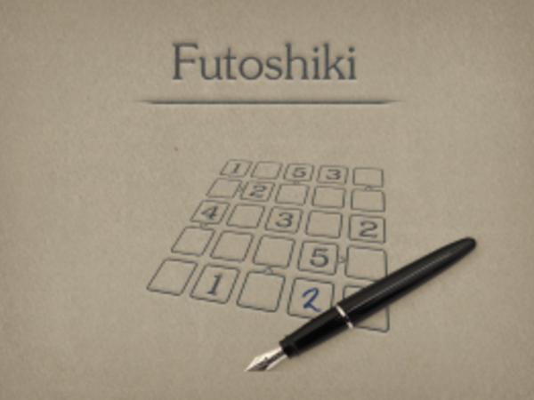 Bild zu Denken-Spiel Futoshiki