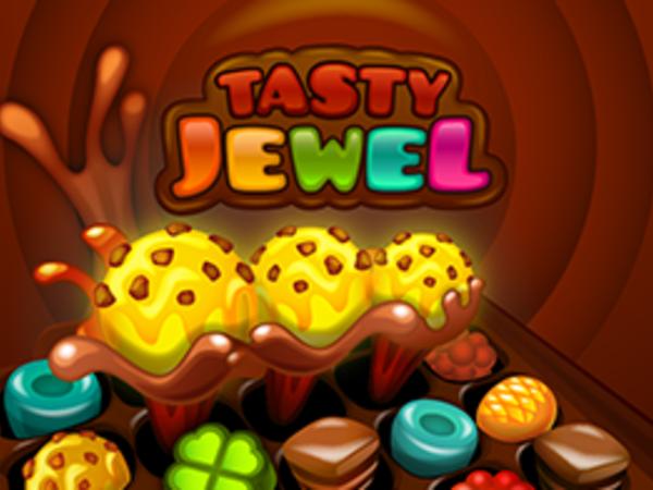 Bild zu Denken-Spiel Tasty Jewel