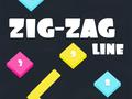 Geschick-Spiel Zig Zag Line spielen
