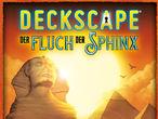 Vorschaubild zu Spiel Deckscape: Der Fluch der Sphinx