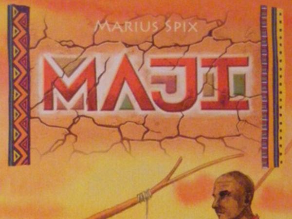 Bild zu Alle Brettspiele-Spiel Maji