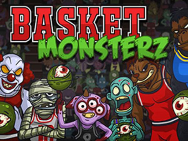 Bild zu Sport-Spiel Basket Monsterz