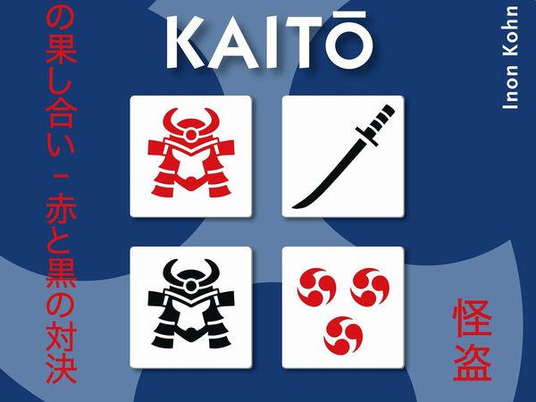 Bild zu Alle Brettspiele-Spiel Kaito: Das Spiel der Samurai