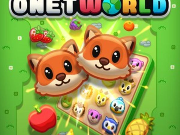 Bild zu Klassiker-Spiel Onet World