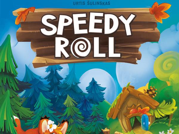 Bild zu Spiel des Jahres-Spiel Speedy Roll