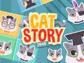 Denken-Spiel Cat Story spielen