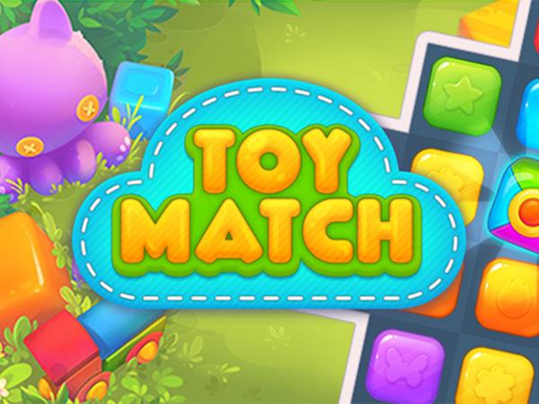 Bild zu Klassiker-Spiel Toy Match