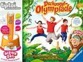 Alle Brettspiele-Spiel Dschungel Olympiade spielen