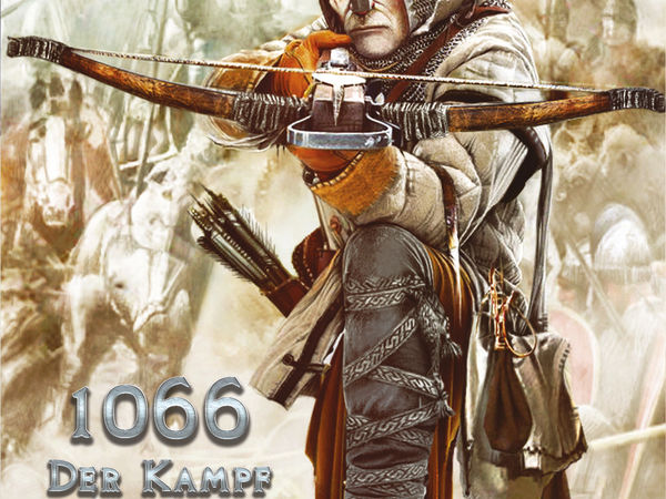 Bild zu Alle Brettspiele-Spiel 1066: Der Kampf um England