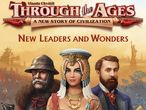 Vorschaubild zu Spiel Through the Ages: New Leaders & Wonders