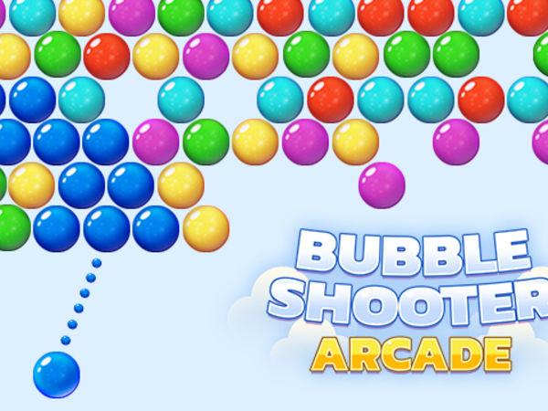 Bild zu Action-Spiel Bubble Shooter Arcade