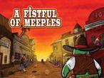 Vorschaubild zu Spiel A Fistful of Meeples