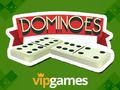 Denken-Spiel Domino spielen
