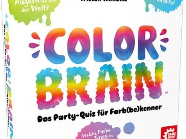 Bild zu Spiel des Jahres-Spiel Color Brain