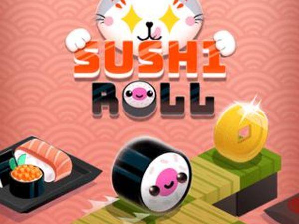 Bild zu Action-Spiel Sushi Roll