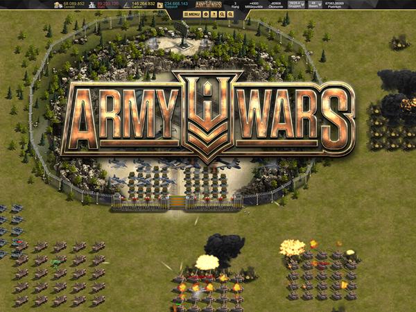 Bild zu Strategie-Spiel ArmyWars