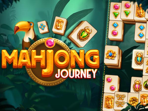 Bild zu Klassiker-Spiel Mahjong Journey