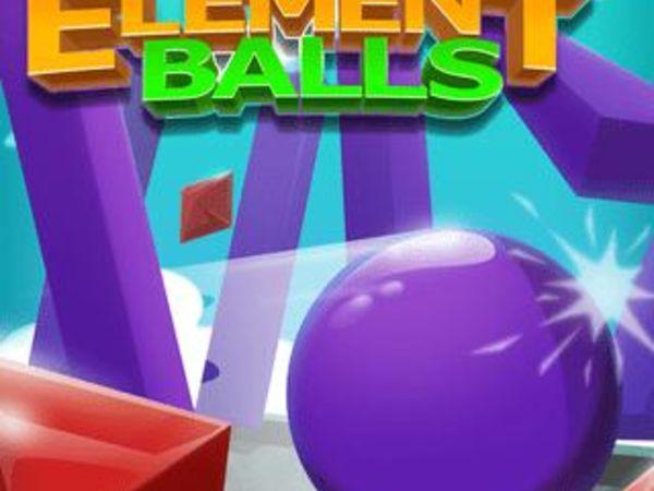 Bild zu Geschick-Spiel Element Balls