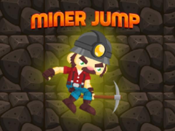 Bild zu Geschick-Spiel Miner Jump