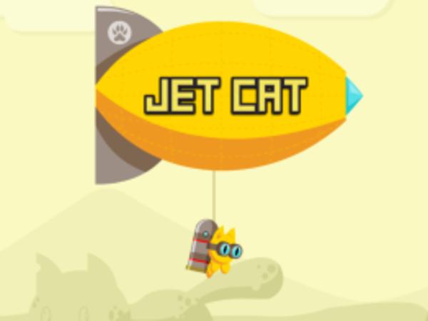 Bild zu Geschick-Spiel Jet Cat