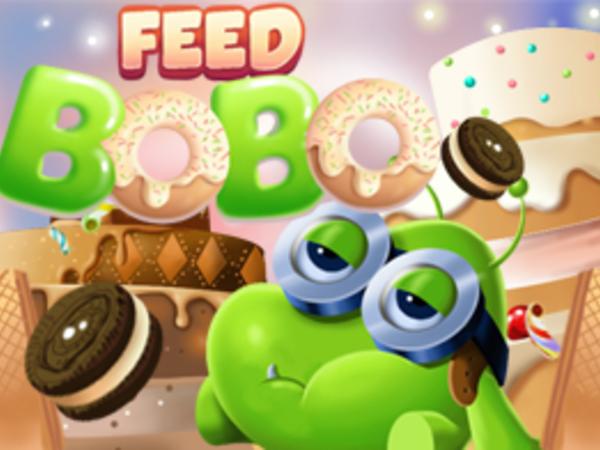 Bild zu Geschick-Spiel Feed Bobo