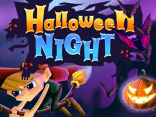 Bild zu Geschick-Spiel Halloween Night
