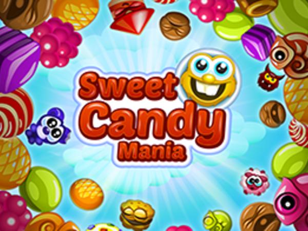 Bild zu Geschick-Spiel Sweet Candy Mania