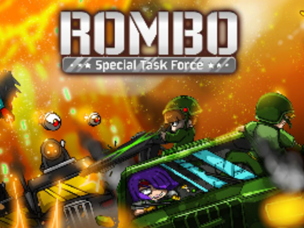 Bild zu HTML5-Spiel Rombo