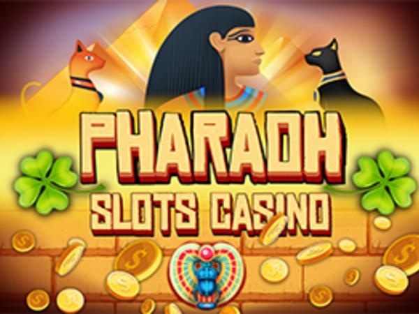 Bild zu Casino-Spiel Pharaoh Slot Casino