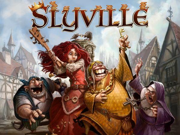Bild zu Alle Brettspiele-Spiel Slyville