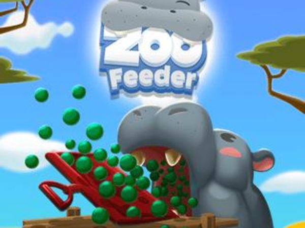 Bild zu Action-Spiel Zoo Feeder