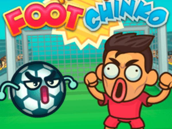 Bild zu Geschick-Spiel Flappy FootChinko