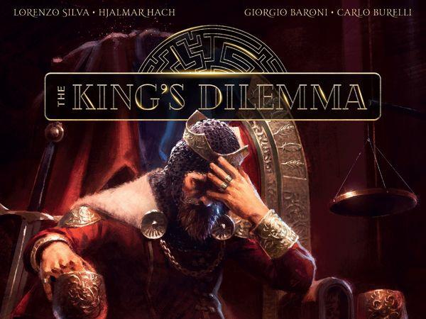 Bild zu Spiel des Jahres-Spiel The King's Dilemma