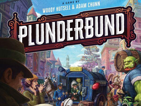 Bild zu Alle Brettspiele-Spiel Plunderbund